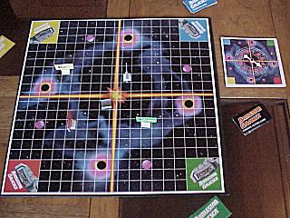 battlestar galactica board game how to play
